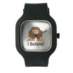I Believe! Bigfoot Watch on CafePress.com
