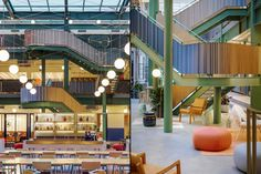 WeWork Weihai Lu co-working space by Linehouse, Shanghai – China » Retail Design Blog