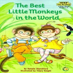 The Best Little Monkeys in the World. Loved this book!!