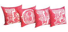 PIPA HOME Amor, Self Confidence, Optimism, Red, Colors