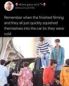Bts Funny Videos, Bts Memes Hilarious, Funny Tweets, Bts Jimin, Bts Bangtan Boy, Bts Playlist, Fandom Kpop, Fandom Memes, Album Bts
