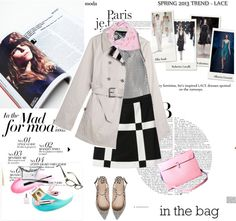 """""""In the Bag"""" by slavicabojanovic ❤ liked on Polyvore"""
