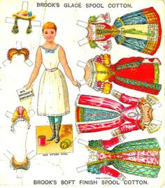 Paper Doll Template | Antique-Paper-Doll-Pattern-526x600.jpg