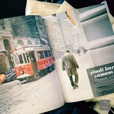 Kış zamanı İstanbulda bir İST ☺️