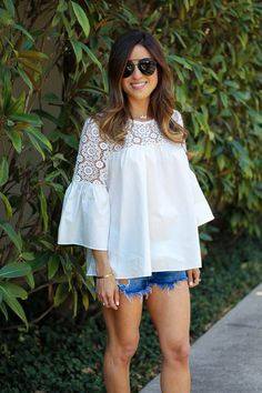 Crochet Bell Sleeves