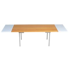 Wegner CH318 Table for Carl Hansen & Son with Leaf Extensions