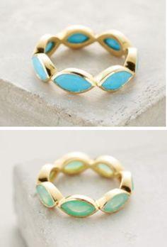 Levanrtine ring by Lulu #anthrofave