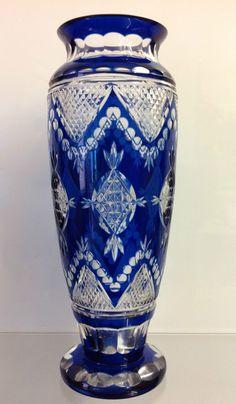Vase modèle 'Rebecca' Joseph Simon du Val Saint Lambert