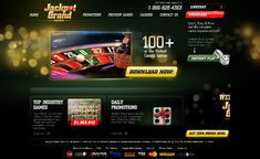 Use their Slots bonus of 400% up to $4000 free to give it a TRY at their big collection of jackpots - Jackpot Grand >> jackpotcity.co/i/115.aspx