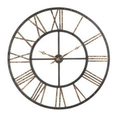 Addison Open Face Clock | Kirklands