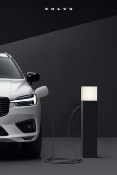 The XC60 Recharge Plug-in Hybrid features a 400 HP T8 Twin Engine that offers a powerful driving experience and zero tailpipe emissions when in Pure Mode. Volvo Xc60, Brakes Car, Mid Size Suv, Volvo Cars, Gasoline Engine, Fuel Economy, Motor Car, Pure Products, Car
