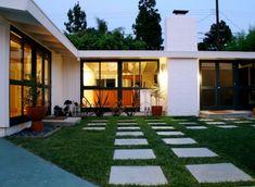 Cliff May California Ranch House
