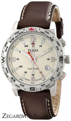 ZEGAREK MĘSKI TIMEX 3GMT http://zegarownia.pl/zegarek-meski-timex-men-s-classic-t2p426