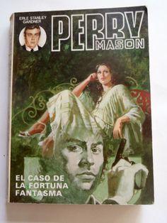 PERRY MASON  GARDNER CASO FORTUNA FANTASMA PHANTOM FORTUNE  MOLINO SPANISH