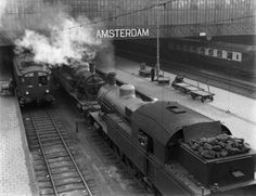 Centraal Station in 1932