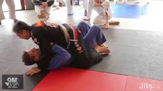 Attack Options From Mount In BJJ | Cesar Rezek Part 2 | Jits Magazine