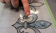 Cutters Creek Design Team: Shrink Plastic and Copic Tutorial by Tee