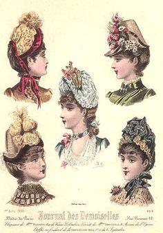 April 1885 Journal des Demoiselles