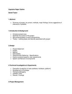 Research Paper Outline Template M Stowecom Kisgxtqd  Words