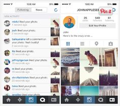 Learn all about the Instagram updates with iOS7 #MDPRInsider