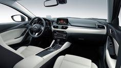 2016 Mazda 6 - interior www.mazda-elcajon.com