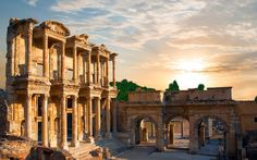 Celsius library in #Ephesus #Turkey