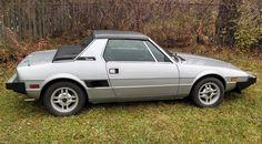 1982 Fiat X1/9