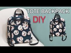 Pouch Bag, Zipper Pouch, Diy Backpack, Diy Handbag, Art Bag, Purse Organization, Toiletry Bag, Handmade Bags, School Bags