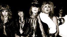 Guns N' Roses early band photo