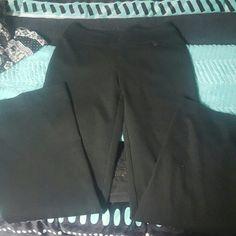 Black pants Comfy pants, loose fitting New York & Company Pants