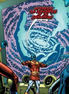 The Presence - VFJ VFJ should be DC's Feige