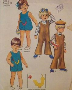 Vintage 1970 Simplicity 8811 Pattern for by InMySewingRoom on Etsy, $5.00