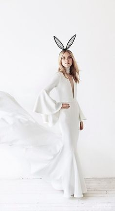 Suzanne Harward 2016 Wedding Dress