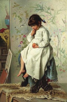 Alexander Mark Rossi (United Kingdom, 1840 - 1916)