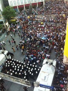 #direngazeteci gazeteciler istanbul'da eylemde 12.07.2013