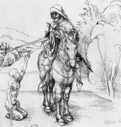 Albrecht Dürer was a painter, printmaker and theorist and is generally considered the greatest German Renaissance artist Die Renaissance, Renaissance Artists, Albrecht Durer, St Martin, Horsemen Of The Apocalypse, Empire Romain, Landsknecht, Religious Paintings, Art Database