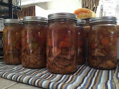 Canning: Chicken Soup