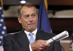 """John Boehner shows off his callousness while berating Unemployed Americans. HE JUST DOESN'T GET IT, neither do MOST OF THE Replublicans. """""""""""""""" ALL CITIZENS ARE AMERICANS and SHOULD have equal rights."""