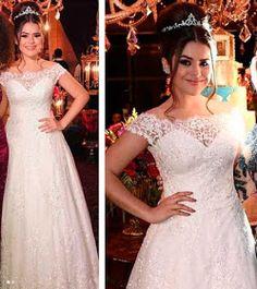 Maisa Silva vestido de debutante
