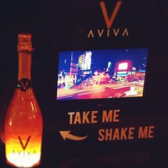 AVIVA PINK GOLD TAKE ME SHAKE ME