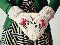 Un tutoriel simple qui vous permettra de customiser vos gants !