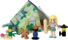 """Looking for great deals on Jungle Accessory Set""""? Compare prices from the top online toy retailers. Save money when buying your LEGO play sets for your children and yourself. Lego Friends Party, Lego Friends Sets, Kids Toy Shop, Toys Shop, Legos, Lego Clones, Black Baby Dolls, Animal Doodles, Lego Room"""
