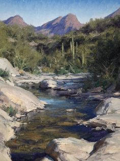 Smith's Techniques and Tips to Improve your landscape paintings. Click visit to see his art videos details.Matt Smith's Techniques and Tips to Improve your landscape paintings. Click visit to see his art videos details. Fantasy Landscape, Landscape Art, Landscape Photography, Desert Landscape, Cool Landscapes, Beautiful Landscapes, Watercolor Landscape Paintings, Watercolor Landscape Tutorial, Watercolor Artists