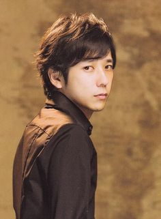 N i n o m i y a You Are My Soul, Ninomiya Kazunari, Japanese Boy, Good Looking Men, Best Actor, Cute Guys, The Magicians, Boy Bands, How To Look Better