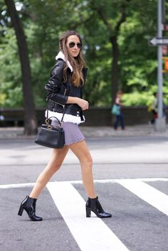 Fendi bag&casual chic
