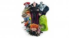 2015 Hotel transylvania 2 Wallpapers | HD Wallpapers Download