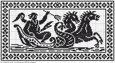 Gallery.ru / Фото #24 - Crochet Filet pour Point de Croix 1 - Mongia
