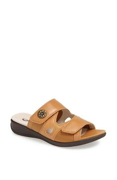 Women's SoftWalk 'Tamarack' Slide Sandal