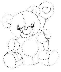 דפי צביעה להדפסה - חיות חמודות Preschool Writing, Preschool Learning Activities, Toddler Activities, Simple Embroidery, Paper Embroidery, Embroidery Patterns, Planet Crafts, Baby Applique, String Art Patterns