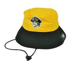 d45afa1821e New Era Bucket Hat Pittsburgh Pirates Hat Black Yellow Hat Cap  NewEra   PittsburghPirates Pirate